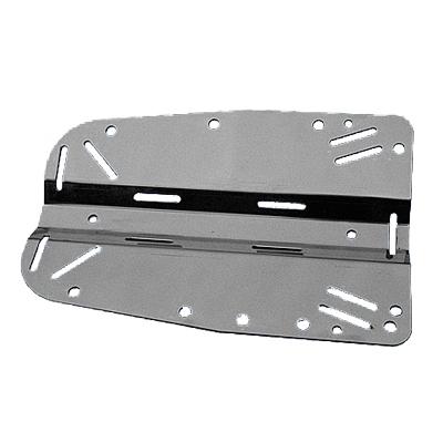 Спинка  3 мм из алюминия DTD